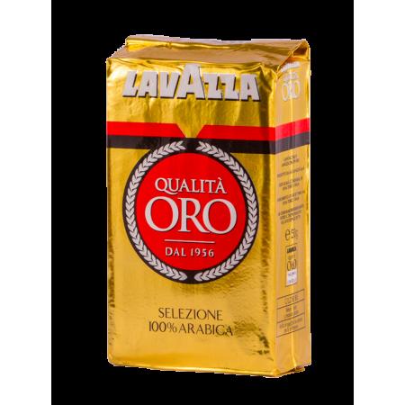 Кофе молотый Lavazza Qualita Oro 250 г для внутреннего рынка Италии