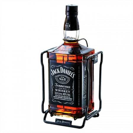 Теннеси виски Jack Daniels Old No.7 3.0 л