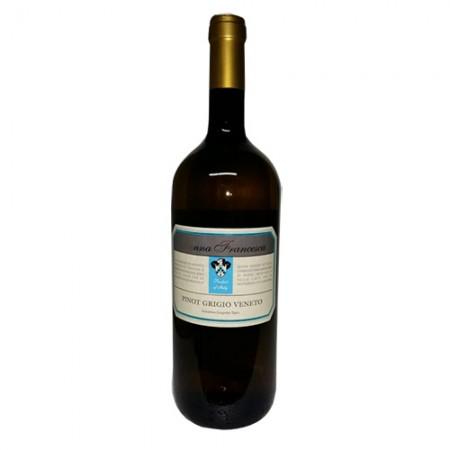 Белое сухое вино Donna Pinot Grigio1.5 л