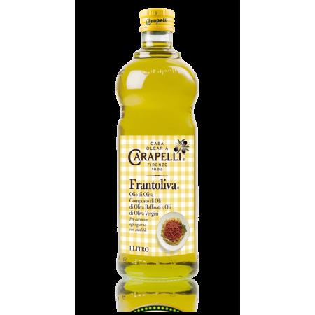 Универсальное оливковое масло для готовки Carapelli Frantoliva 1.0 л