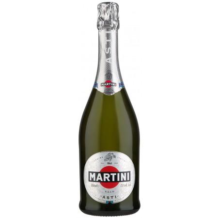 Белое сладкое игристое вино Martini Asti DOCG 0.75 л