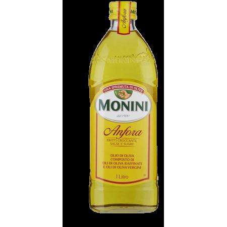 Оливковое масло для жарки Monini Anfora 1.0 л