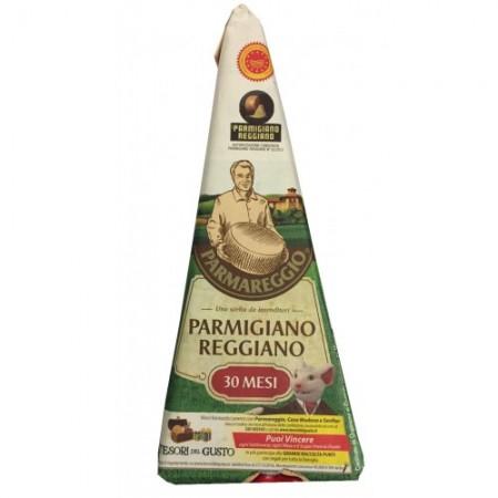 Пармезан 30 месяцев выдержки Parmareggio Parmigiano Reggiano 30 mesi D.O.P 250 г