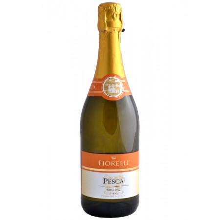 Персиковое игристое вино Fiorelli Fragolino Pesca 0.75 л