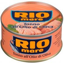Тунец Rio Mare Tonno all'Olio di Oliva 80 г
