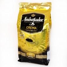 Кофе Ambassador Crema 1 кг
