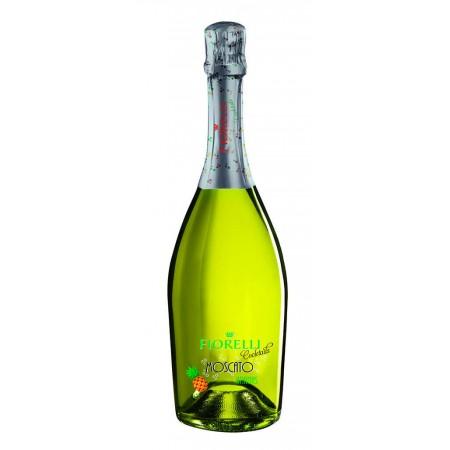 Ароматизированное игристое вино Fiorelli Moscato Ananas 0.75 л