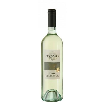 Белое сухое вино TOSO Piemonte Chardonnay DOC 0.75 л
