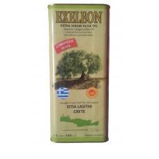 Оливковое масло Exeleon Extra Virgin Olive Oil 5 л