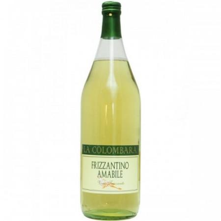 Фриззантино белое Frizzantino Amabile Bianco la Colombara 1.5 л