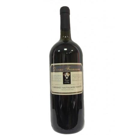 Вино Donna Francesca Cabernet Sauvignon Veneto красное сухое, 1.5 л